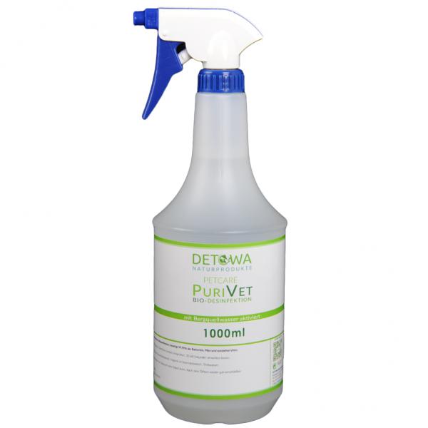 PuriVet 1000 ml (ausverkauft da keine 1l Flaschen wegen Corona vorhanden) siehe 5l/500ml