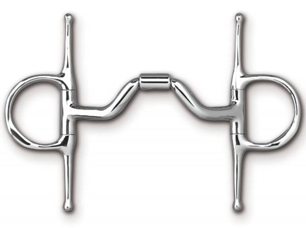 Schenkeltrense MS 33 / 12,7 cm