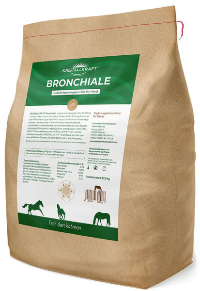 Kristallkraft Bronchiale • 5,5-kg-Sack