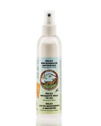 RELAX Mückenmilch für Unterwegs 250 ml