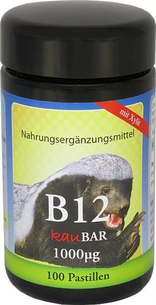 Vitamin B12 Pastillen 1.000mcg