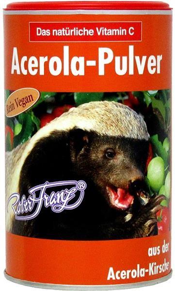 Acerola-Pulver Vitamin C