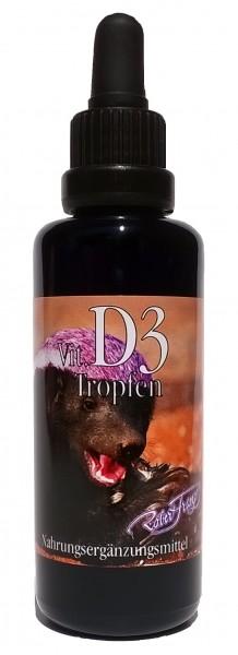 Volks-Vitamin D3 Tropfen - 50ml