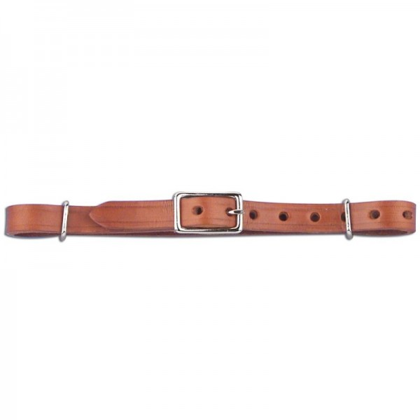 Leather Curb Strap