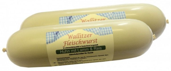 Wallitzer Premium Wurst - Feine Geflügelvariationen