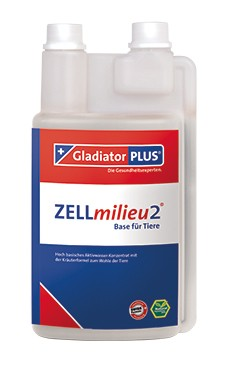 ZELLmilieu2 für Tiere 1000ml