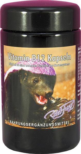 Vitamin B12 Kapseln - 120 Kapseln