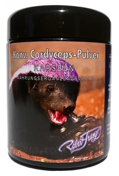 Cordyceps-Pulver Kapseln