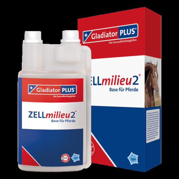 ZELLmilieu2 für Pferde 3000ml