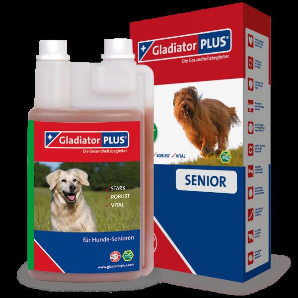 GladiatorPlus Senior für Hunde 500ml
